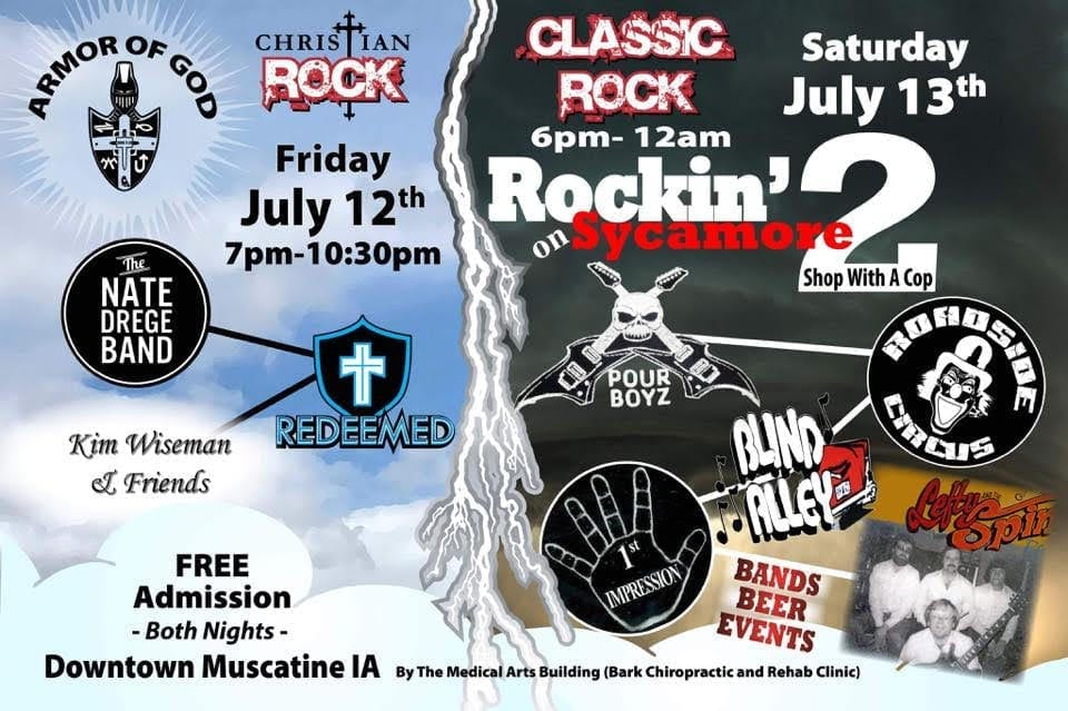 A Rockin' Cause: Rockin' On Sycamore Supports Community and Shop