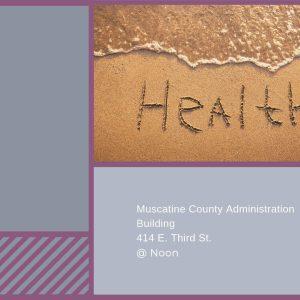 Board of Health Meeting