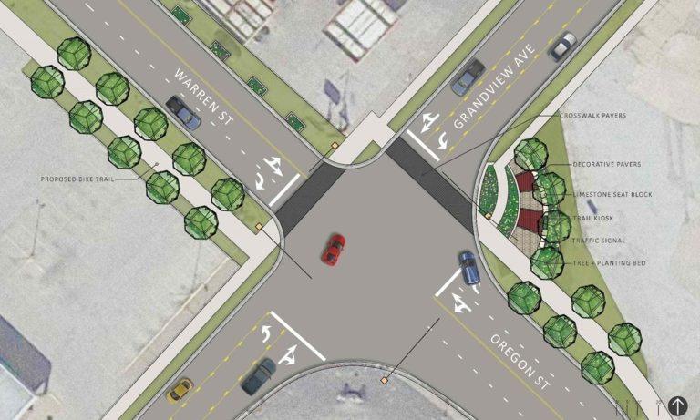 Public meeting on Grandview Avenue Project set for Dec. 17