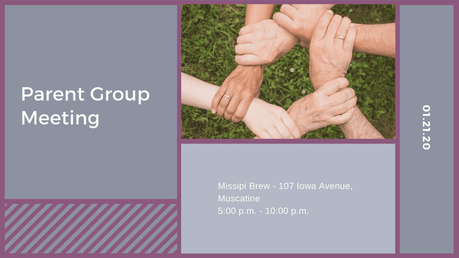 Parent Group Meeting