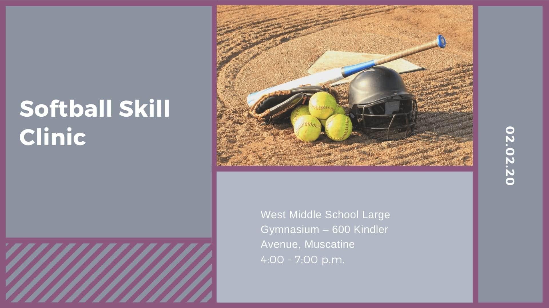 Softball Skill Clinic