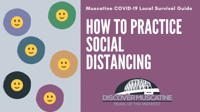 How to practice social distancing