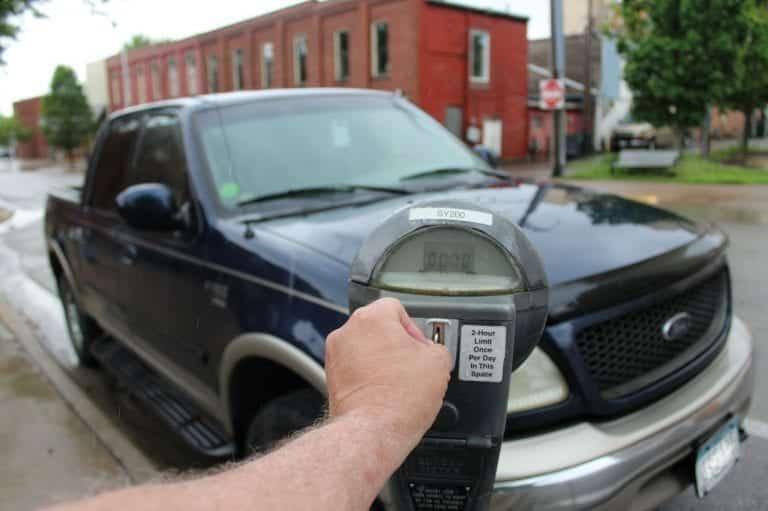 Full enforcement of downtown parking regulations resumes June 1